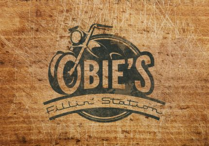 Logo Design for Obie's Fillin' Station