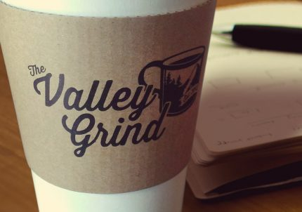 Logo Design for Valley Grind