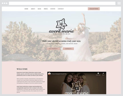 Averil Marie Collections