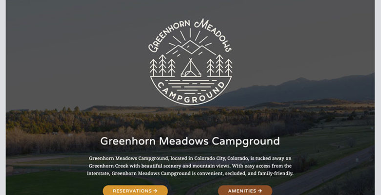 Greenhorn Meadows Campground